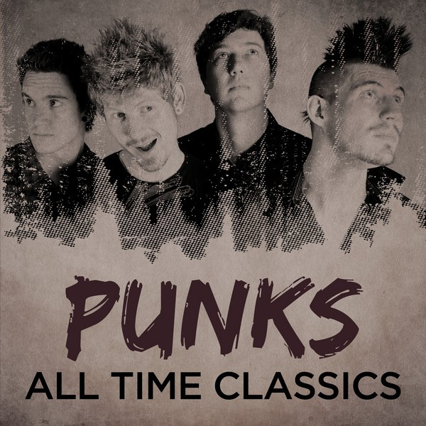 Various Artists Punks: All Time Classics album cover