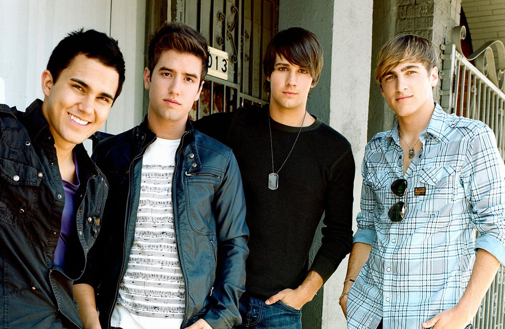 Big Time Rush tickets and 2020 tour dates