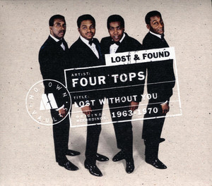 Lost Without You: Motown Lost & Found album