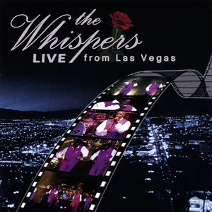 The Whispers Say Yes cover
