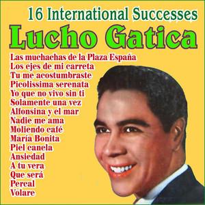 Lucho Gatica - 16 International Successes album