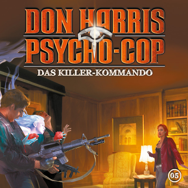 05: Das Killer-Kommando Cover