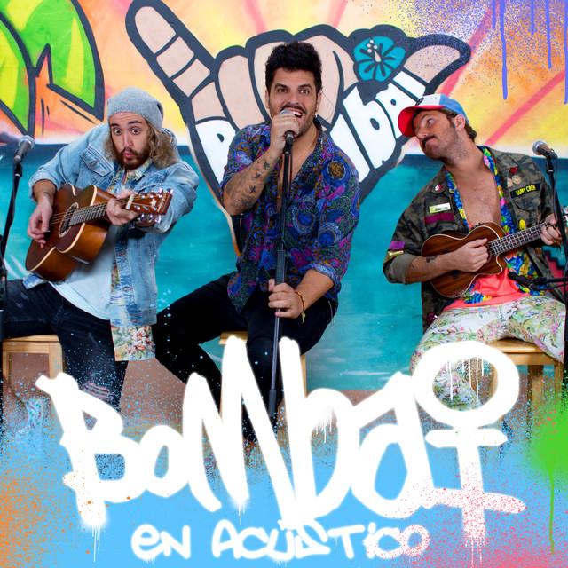 Album cover for Bombai en Acústico (Edición de Canciones en Acústico) by Bombai
