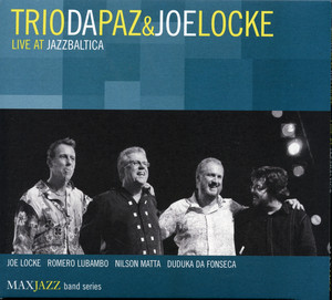 Live at Jazzbaltica album