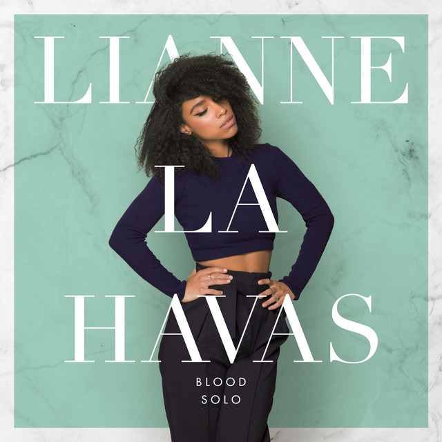 Image result for Lianne La Havas - Blood (solo EP)