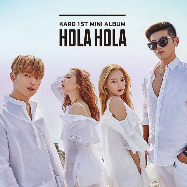 KARD 1st Mini Album 'Hola Hola'