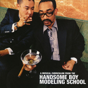 Handsome Boy Modeling School Holy Calamity cover