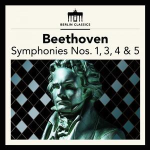 Beethoven: Symphonies Nos. 1,3,4,5 Albümü