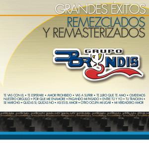 Grandes Éxitos Remezclados Y Masterizados Albumcover