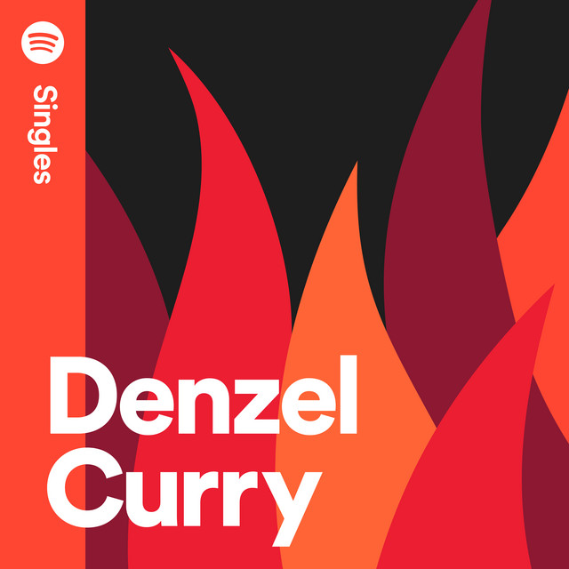 Denzel Curry - Spotify Singles cover