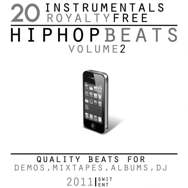 HIP HOP BEATS - 40 Instrumentals Royalty Free, Vol  2 by Swit Beats