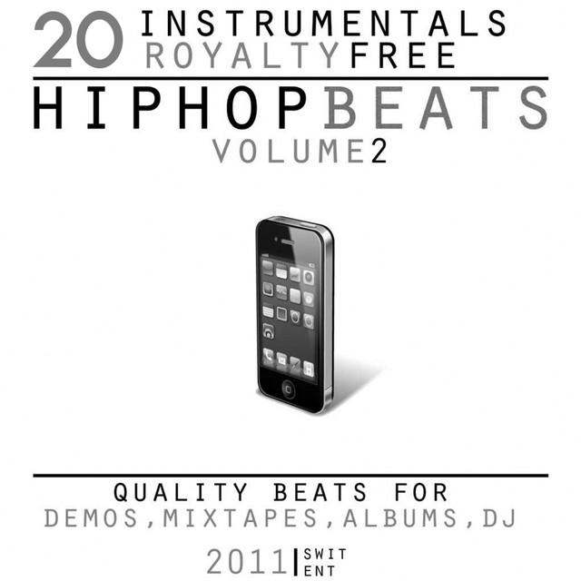HIP HOP BEATS - 40 Instrumentals Royalty Free, Vol  2 by