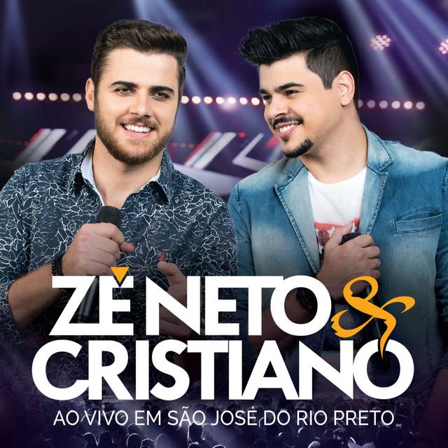 Album cover for Ao Vivo Em São José do Rio Preto by Zé Neto & Cristiano