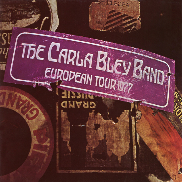 Carla Bley Band European Tour