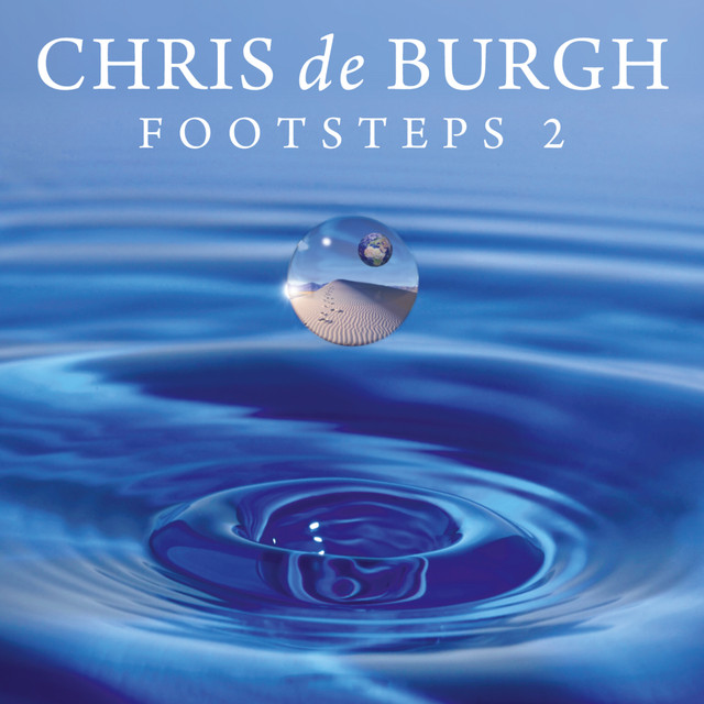 Chris de Burgh Footsteps 2 album cover
