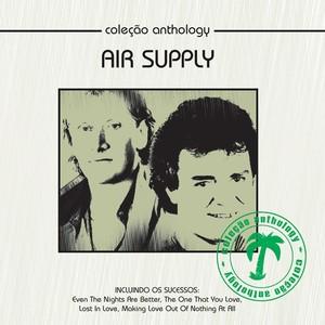 Coleção Anthology - Air Supply Albumcover