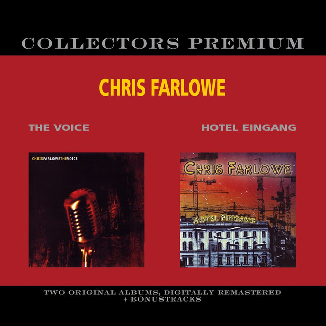 The Voice Hotel Eingang By Chris Farlowe On Spotify