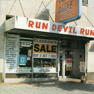 Run Devil Run Albumcover