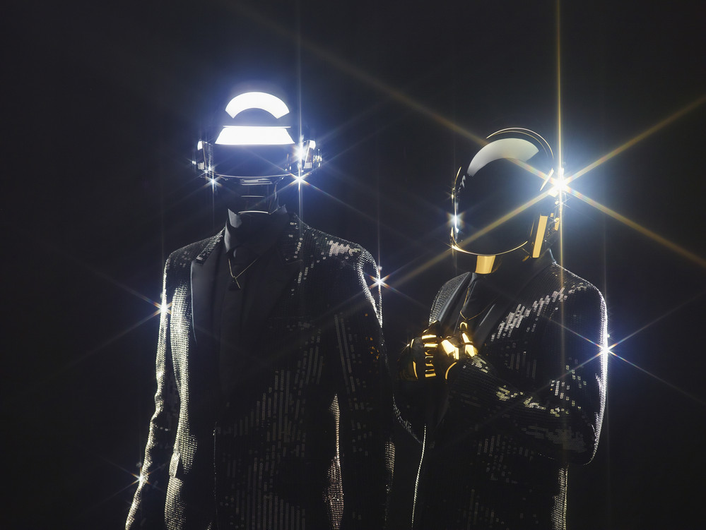 Daft Punk upcoming events