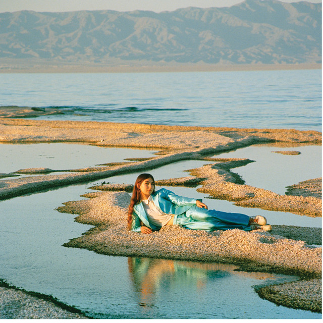 Album cover for Front Row Seat To Earth by Weyes Blood