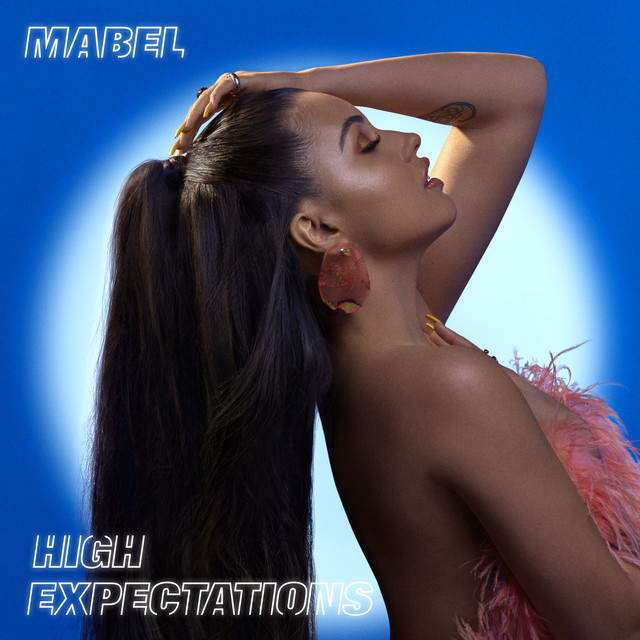 Mabel - High Expectations cover