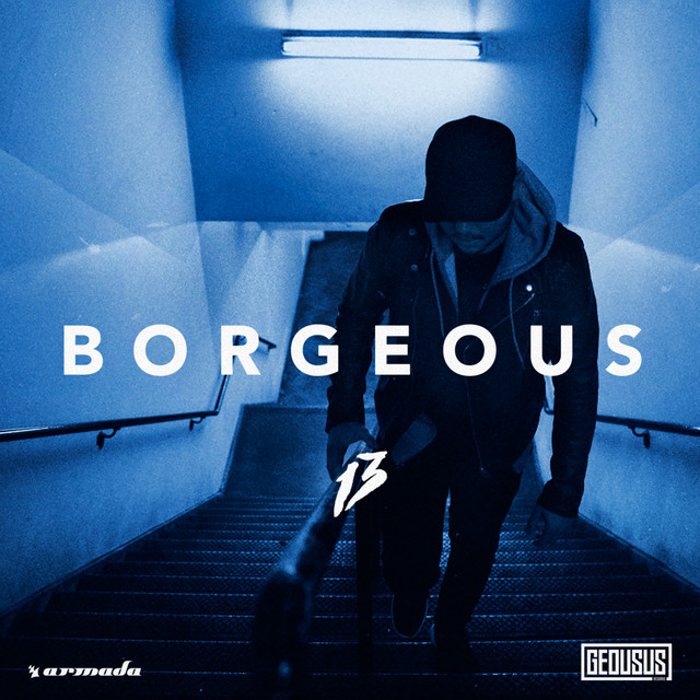 Album cover for 13 by Borgeous