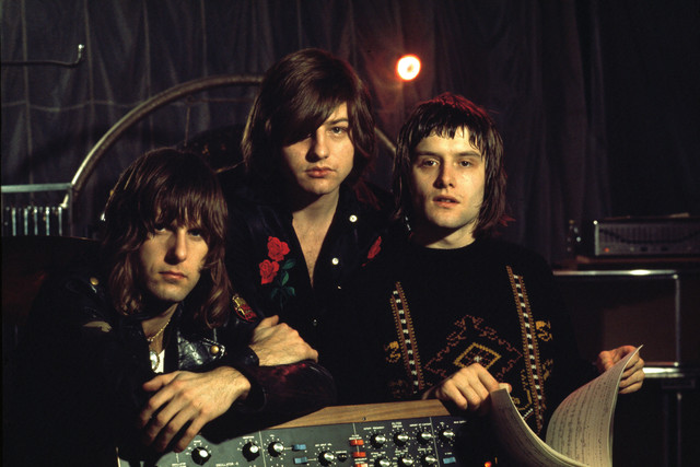 Emerson, Lake & Palmer  Greg Lake I Believe in Father Christmas cover