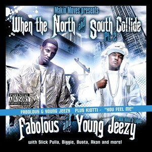 When The North and South Collide Part 2 Albumcover