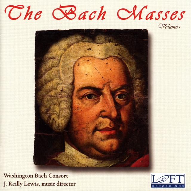 The Bach Masses, Vol. 1 Albumcover