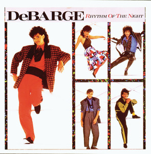DeBarge Time Will Reveal [Single Version] cover