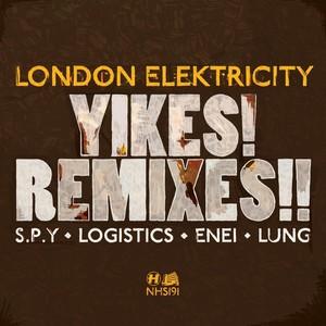 Yikes! Remixes!! Albumcover