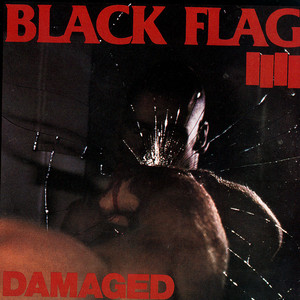 Damaged - Black Flag