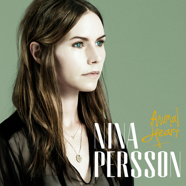 Album cover for Animal Heart by Nina Persson
