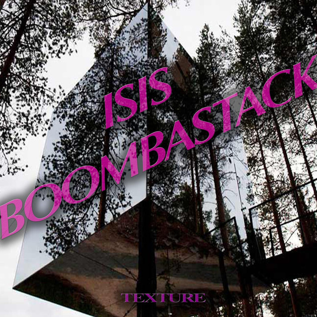 Album cover for Texture by Isis Boombastack