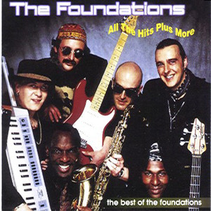 All the Hits Plus More - The Best of the Foundations album