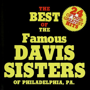 The Davis Sisters Twelve Gates To The City cover