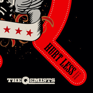 Hurt Less (feat. Jenna G) album