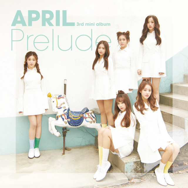APRIL 3rd Mini Album 'Prelude'