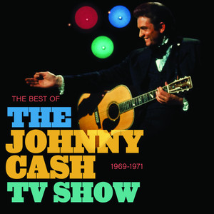 The Best Of The Johnny Cash TV Show Albumcover