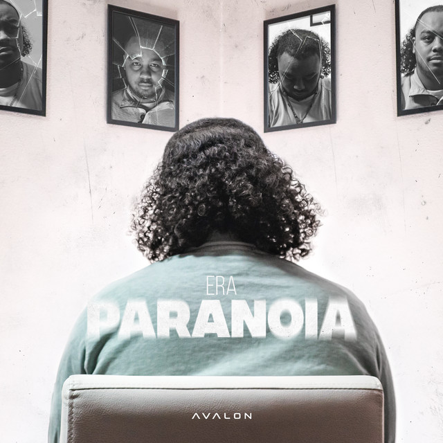 Album cover for Paranoia by Era