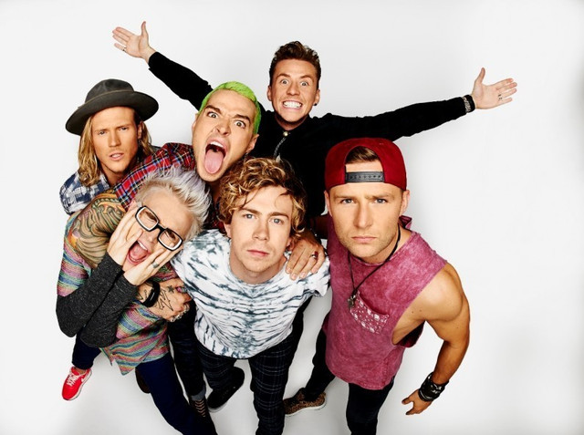 McBusted tickets and 2021 tour dates