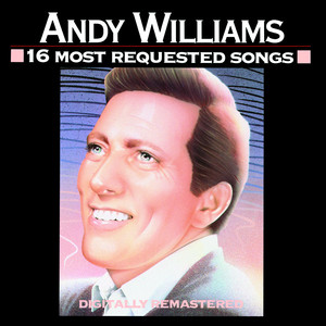 Andy Williams Days of Wine and Roses cover