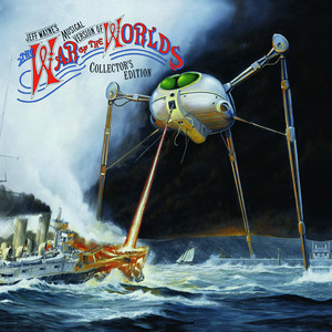Jeff Wayne, Richard Burton, Justin Hayward Forever Autumn cover
