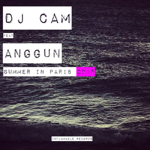 Summer in Paris 2015 (feat. Anggun) Albumcover
