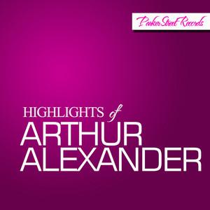Highlights Of Arthur Alexander album
