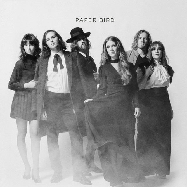 Album cover for Paper Bird by Paper Bird
