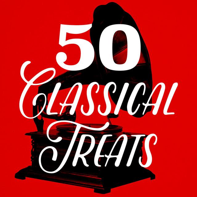 50 Classical Treats Albumcover