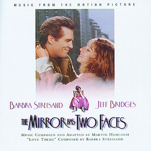 THE MIRROR HAS TWO FACES - Music From The Motion Picture Albumcover