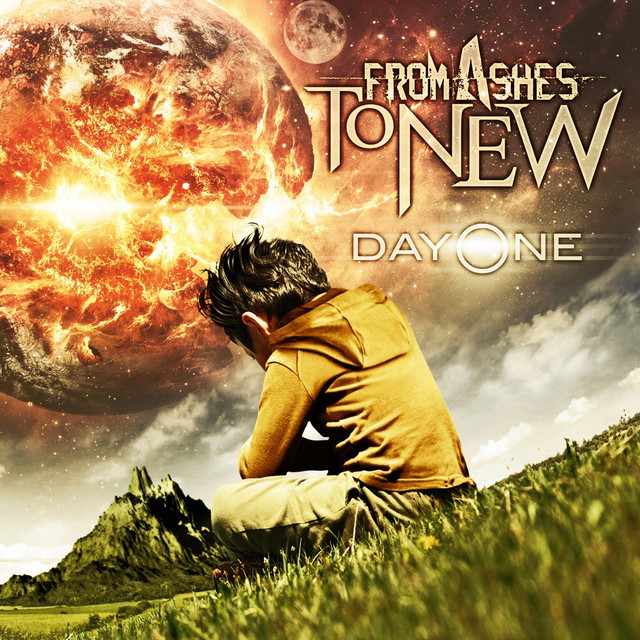 Album cover for Day One by From Ashes to New