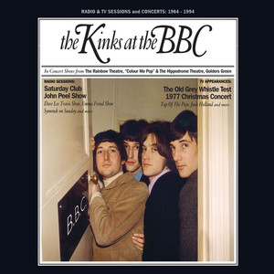 At the BBC Albumcover